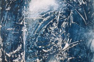 NÉBOA. Grabado (Colografía 32 x 25 cm). 1988-1989