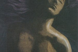 NAVIA. Grabado (Aguafuerte y Aguatinta 50 x 25 cm). 1997