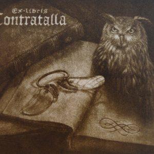 Exlibris Contratalla, 2010. C7