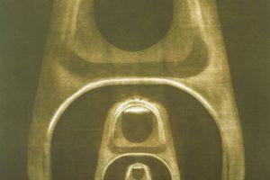 MATRIOSKA. Grabado (Mezzotinta 70 x 50 cm). 2002