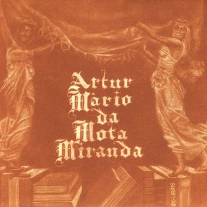 Exlibris Artur Mário da Mota Miranda, 2015. C7