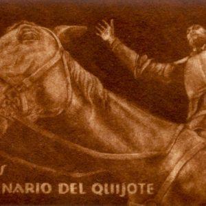Exlibris IV Centenario del Quijote, 2006. C7
